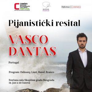 Vasco Dantas, klavir